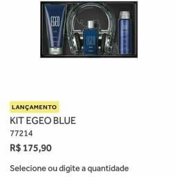 Kit egeo Blue