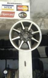 Jogos de rodas aro 15, 16 e pneus