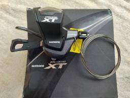 Trocador xt m8000 11v original Shimano novo