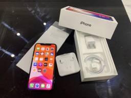 IPhone X de 256gb (NOVÍSSIMO) Apple celular desbloqueado
