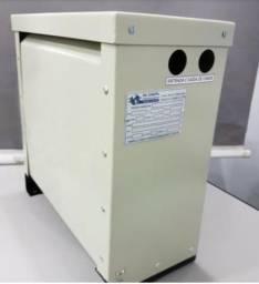 Transformador padrão container