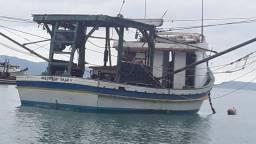 Vendo Barco/Bote com Licença para arrasto de camarão - 2020