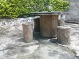 Mesa de Quintal