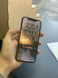 IPhone X 64GB completo com nota