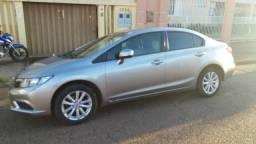 Honda Civic Lxl - Aceito Carro de Menor Valor - 2013