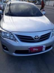 Toyota Corolla automático+GNV - 2012