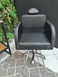 Cadeira para salão de Beleza (novo / loja)