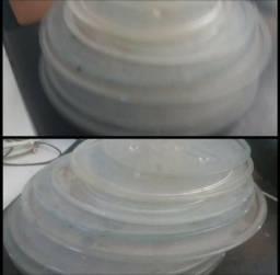 Pratos microondas originais