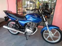 Honda Cg 150 Titan Ks! Com rodas de Liga! Financiamos Confira! - 2004