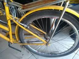 Bicicleta cargueira dos correios