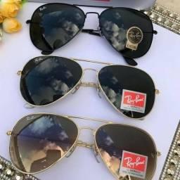 Óculos de Sol Aviador RB Promoção