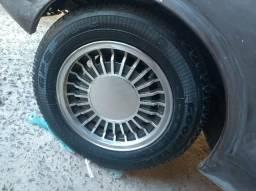 Troco rodas Ralinho de opala