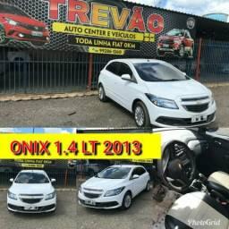 Onix LT 1.4 2013 TREVAO VEICULOS - 2013