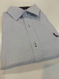 Camisa manga comprida toda numeração