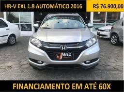 HR-V EXL 1.8 Automático 2016 - 2016