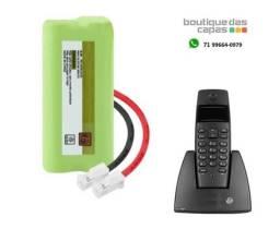Bateria Telefone sem fio 2.4V 650mah gimex b1p Panasonic,siemens,intelbras,vtech,sanyo,GE