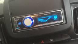 Rádio golfinho Pioneer top 6 saídas rca tenho dois disponível em otimo estado