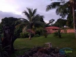 Sítio com 2 dormitórios à venda, 2655 m² por R$ 900.000,00 - Abrantes - Camaçari/BA