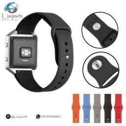 Pulseira Smartwatch 20mm Várias Cores