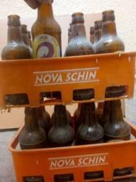 Sao 90 vasilhame Skol com gradeado das cerveja
