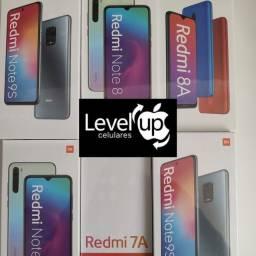 REDMI da Xiaomi .. impecável.. Novo lacrado com garantia e entrega