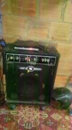 Vendo caixa amplificada