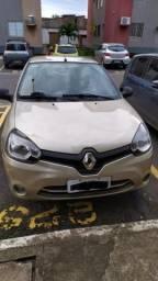 Renault clio 1.0 16V impecável todo revisado WhatsApp:98289/1216 - 2014