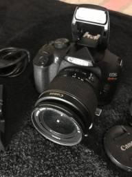 Vendo câmera cânon T6