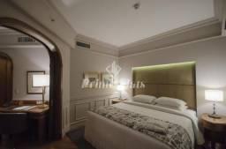 Flat à venda no Gran Estanplaza Berrini com 1 dormitório e 1 vaga!