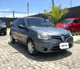 Renault Clio 1.0 2013/2014 Novíssimo!!! (Venda, troca e Financia)