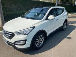 Hyundai Santa Fé Blindada 7 lugares
