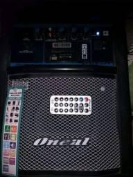 Caixa amplificadora Oneal ocm 250