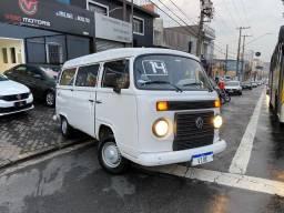 Volkswagen kombi std 1.4 flex 2014 9 lugares impecavel!!!
