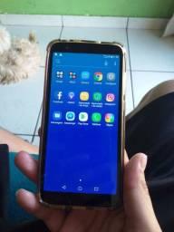 Smartphone asus L2 32gb bom estado