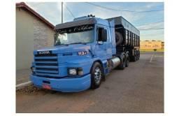 Scania 113/360 + caçamba
