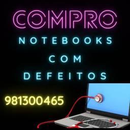 Adquirirmo's Notebook Com Defeitos
