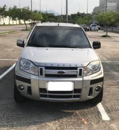 Ford Ecosport XLT 2.0 16V Flex/GNV Prata 2009 - IPVA 2019 Pago / 98k KM (Av. Oferta)