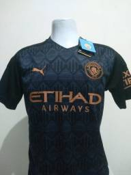 Camisa Manchester City II 20/21
