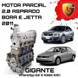 Motor parcial vw bora ou jetta 2011