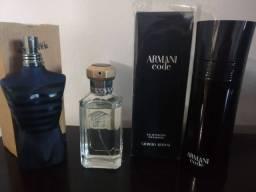 Perfume Ultra Male Armani Code Masculinos