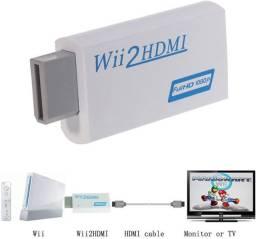 Adaptador Wii2hdmi - Hdmi Nintendo Wii - Pronta Entrega