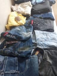 Lote de calças r$ 20