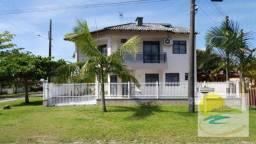Casa com 3 dormitórios para alugar, 150 m² por R$ 750,00/dia - Barra do Sai - Itapoá/SC