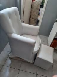 Cadeira de balanço - amamentação