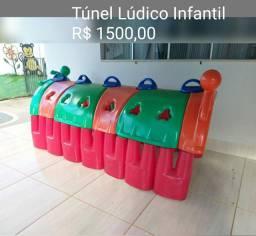 Vendo Túnel Lúdico Infantil