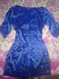 Macacão azul da marca Kokid. Muito conservado por apenas R$20.00