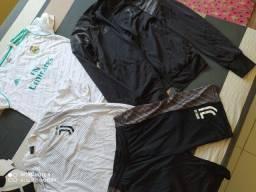 Vendo uniforme original Addidas Juventus e Real Madrid
