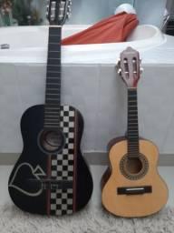 Cavaquinho e violão