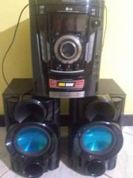 MP3 Mini System LG 560 RMS