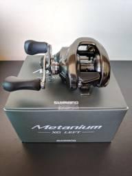 Carretilha Shimano® Metanium MGL 151XG - 2020 - NOVA